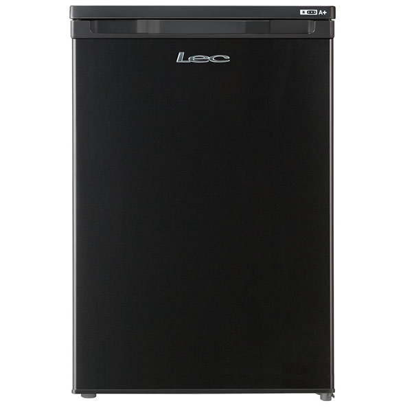 85litre Upright Freezer Class A+ Black