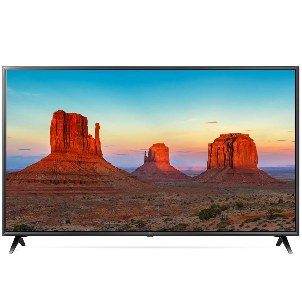 """""A new depth of detail. ULTRA HD 4K resolution is four times that of  - 65inch HDR 4K UHD"