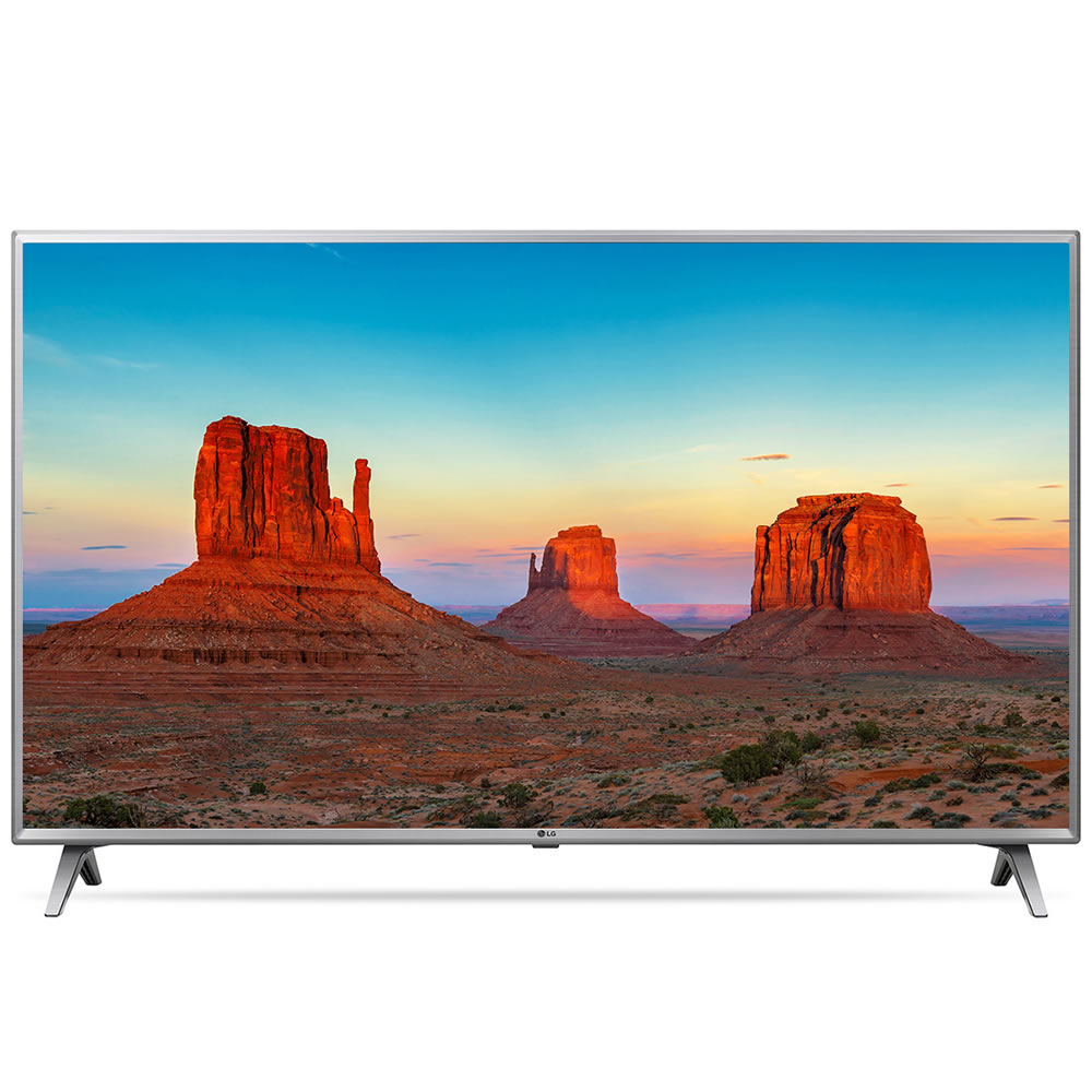 Image of 50inch HDR 4K UHD LED SMART TV WiFi Freeview HD