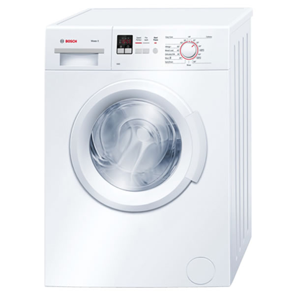 1400rpm Washing Machine 6kg Load Class A+++ White