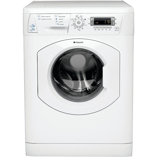 1600rpm Washer Dryer 7kg/5kg Load Polar White
