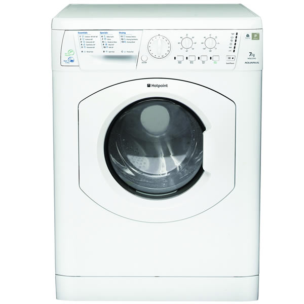 1200rpm Washer Dryer 7kg/4kg Load Polar White