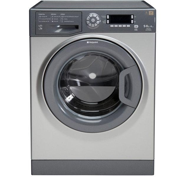 1400rpm Washer Dryer 9kg/6kg Load Graphite