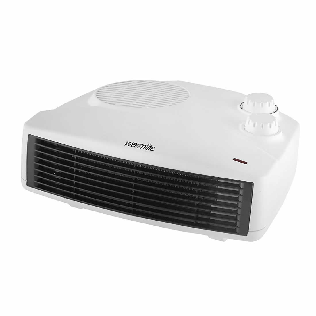 Image of 3000Watts Fan Heater 2-Heat Settings