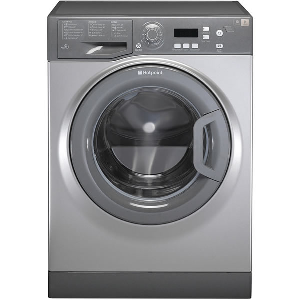 Image of 1200rpm Washing Machine 7kg Load Class A+ Graphite