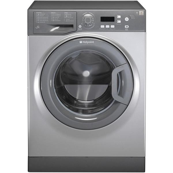 1200rpm Washing Machine 7kg Load Class A+ Graphite