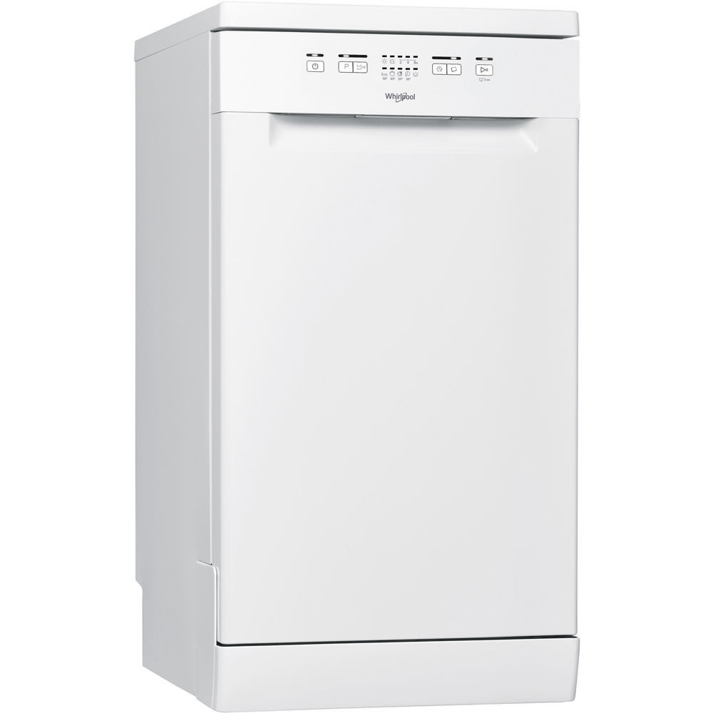 10-Place Slimline Dishwasher 5 Progs Class A+ White