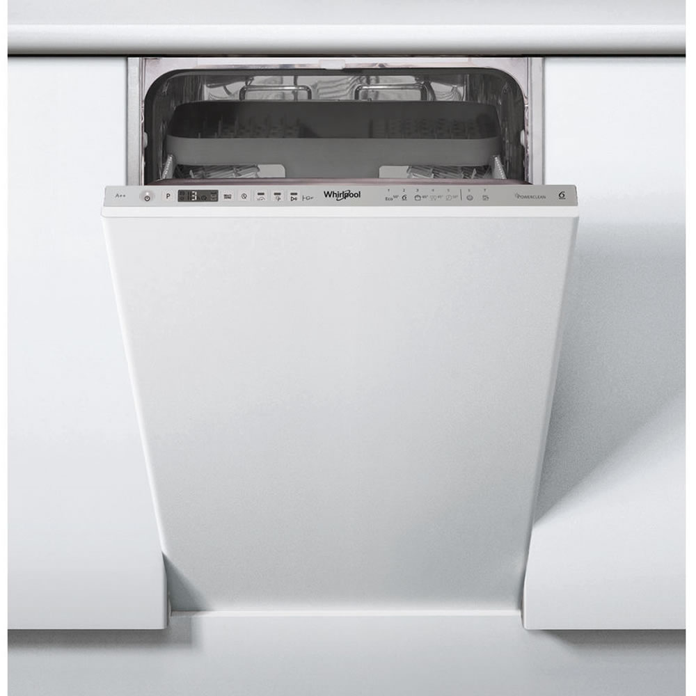 Cheapest price of 10-Place Built-in Slimline Dishwasher 7 Progs Class A++ in new is £399.00