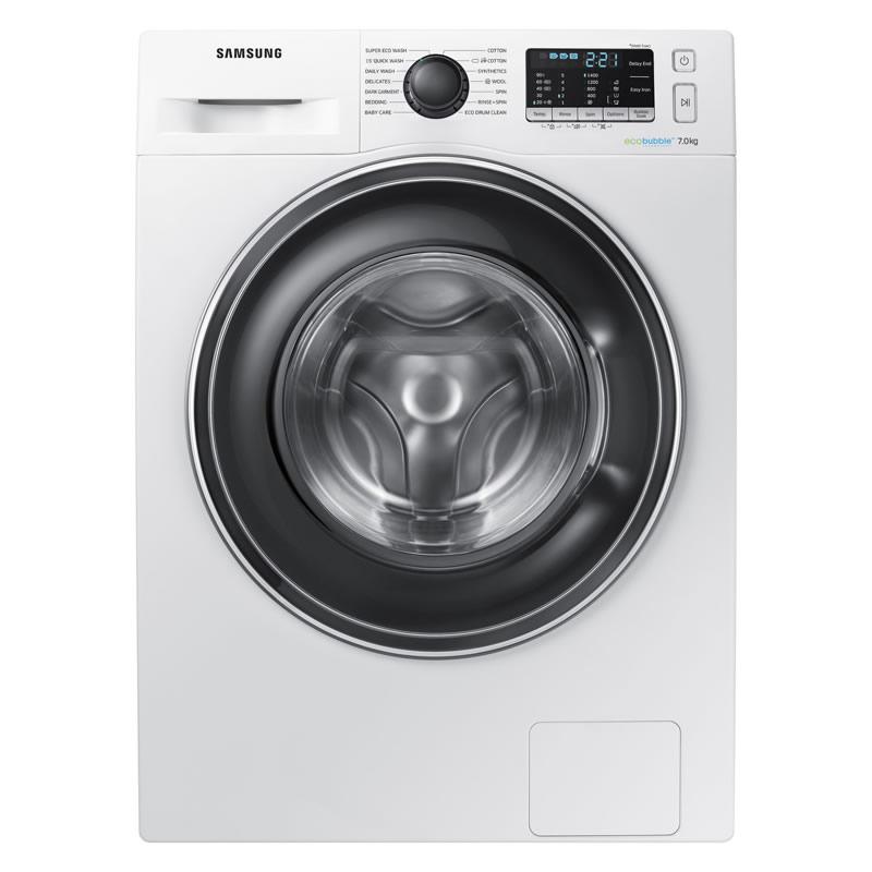 1400rpm Washing Machine 7kg Load SMART Class A+++
