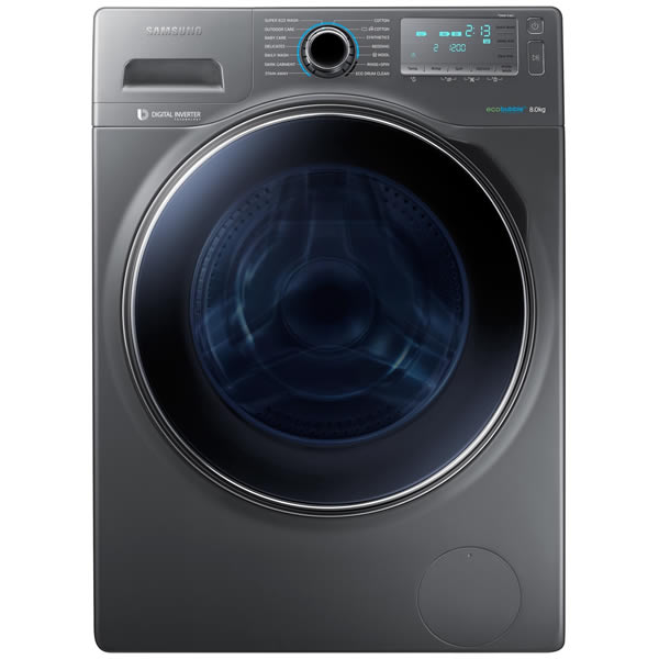 Compare retail prices of 1400rpm Washing Machine 8kg Load Class A Graphite to get the best deal online