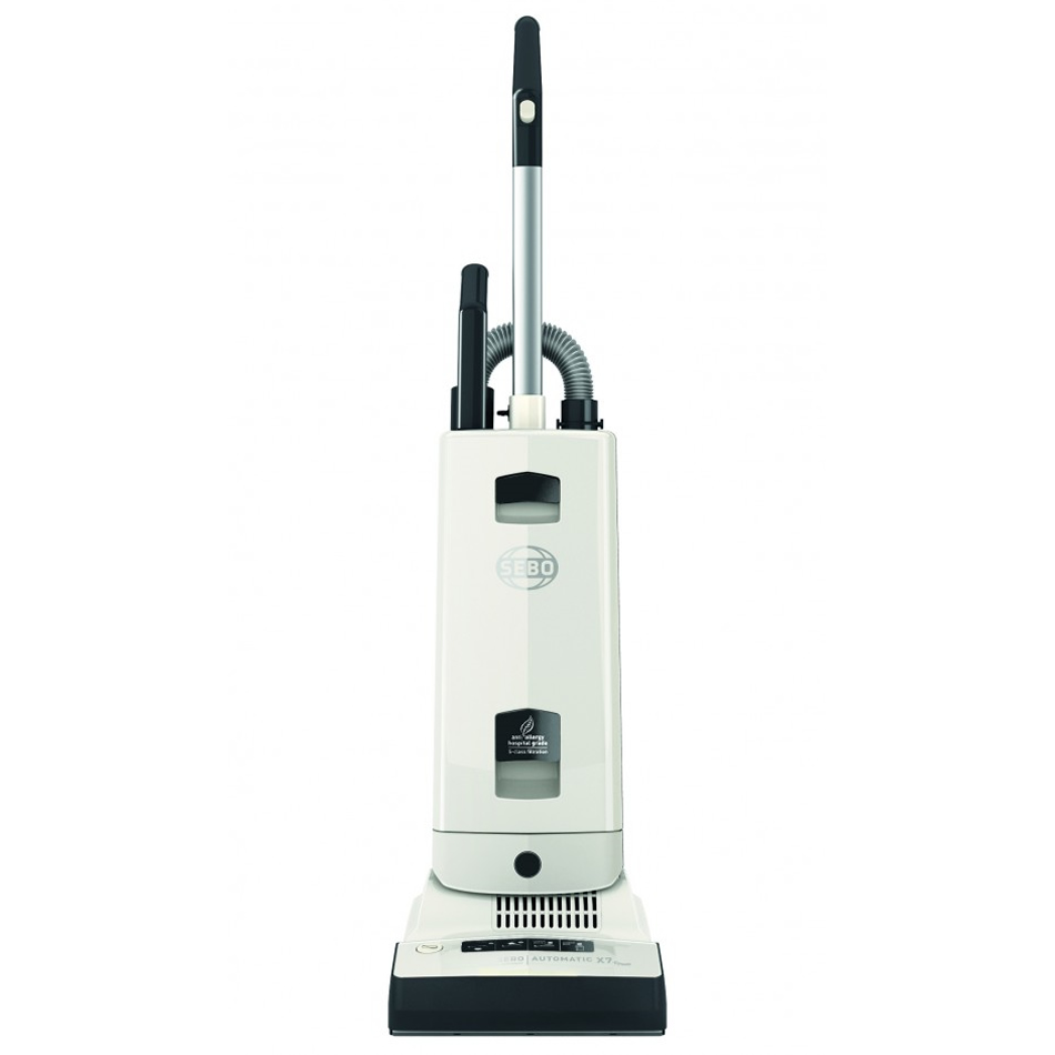 Image of 890Watts Upright Vacuum Cleaner Bagged 5.3litres