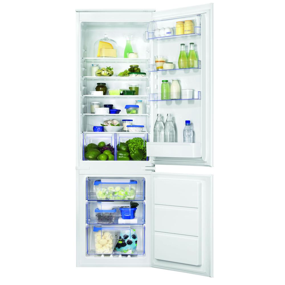280litre Built-in Fridge Freezer Class A+ Frost Free