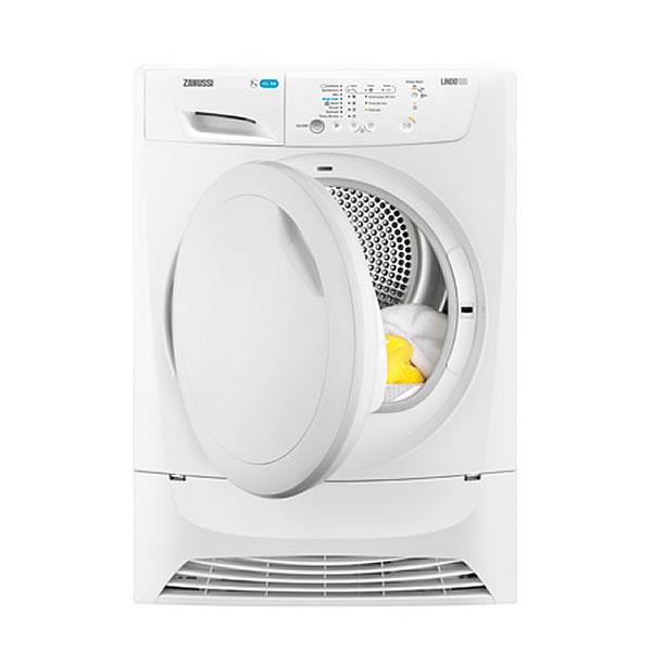 7kg Load Condenser Tumble Dryer Sensor Class B White
