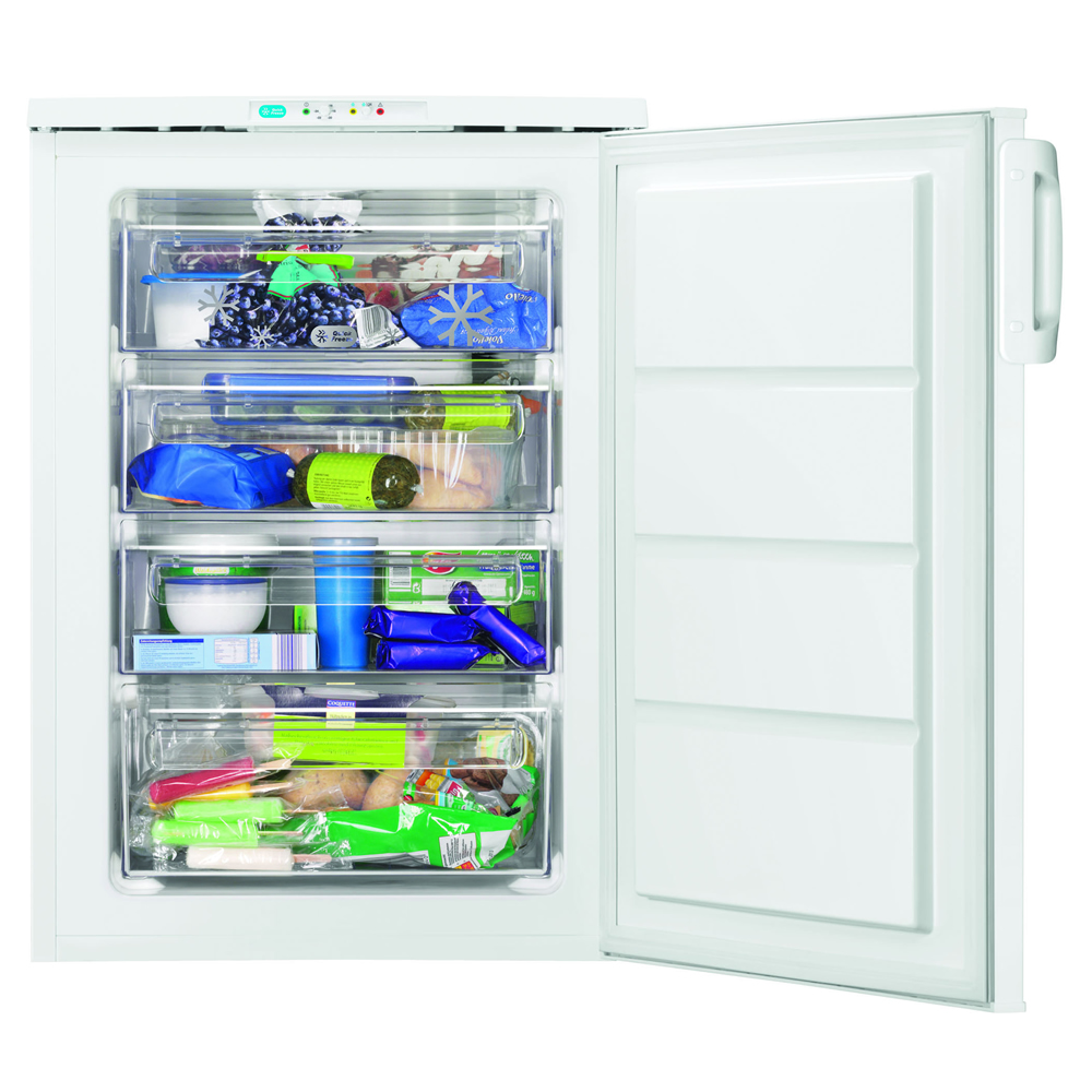 100litre Upright Freezer Class A+ Frost Free White