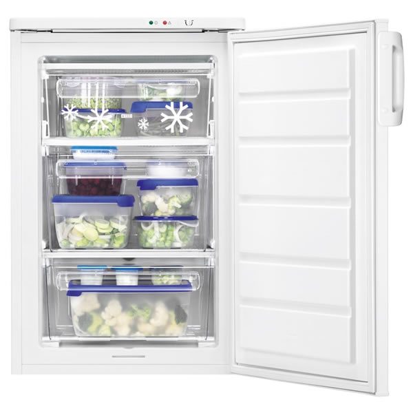 Image of 110litre Upright Freezer Class A+ White