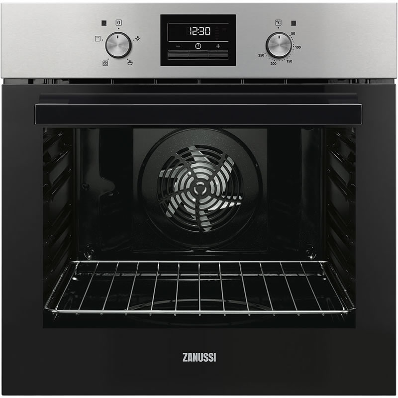 Built-in Single Electric Oven Programmable S/Steel