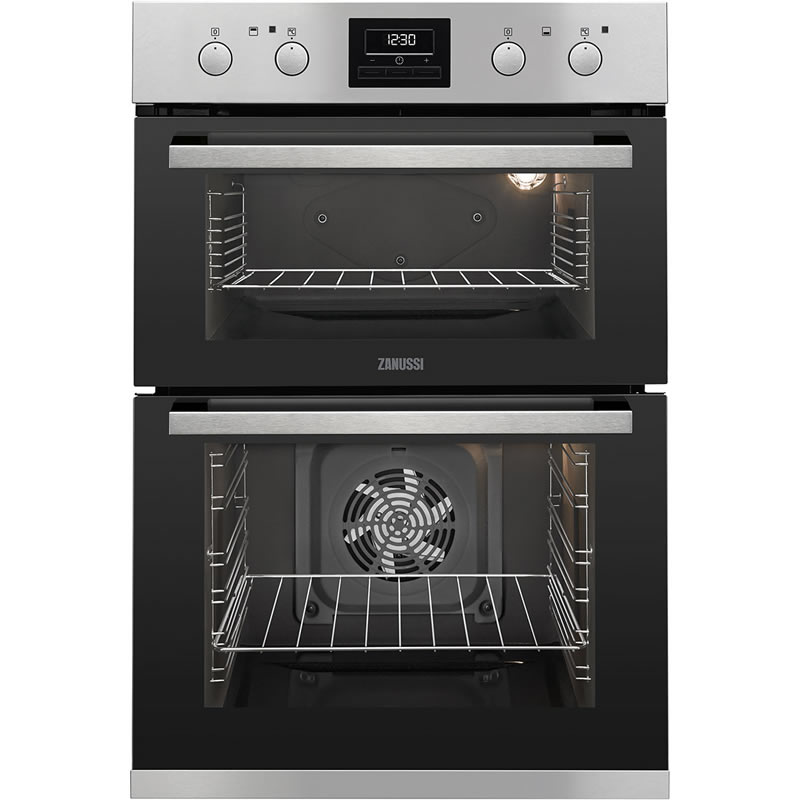 Built-in Electric Double Oven 12-Multi-Functions S/Stee