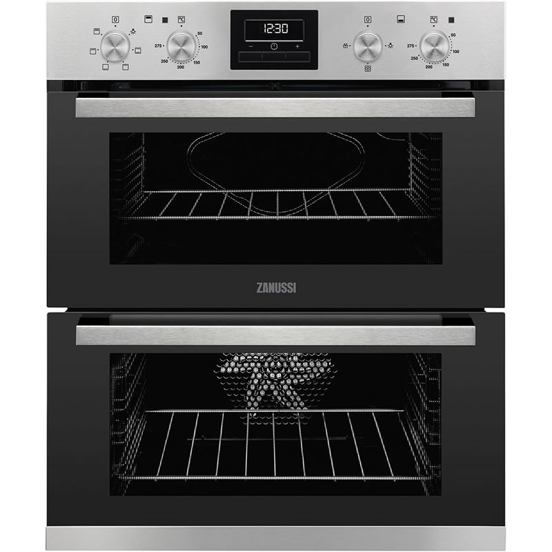 Built-under Electric Double Oven 7-Multi-Function S/St