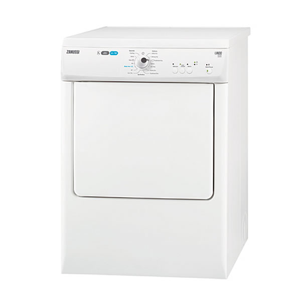 7kg Load Vented Tumble Dryer Class C White