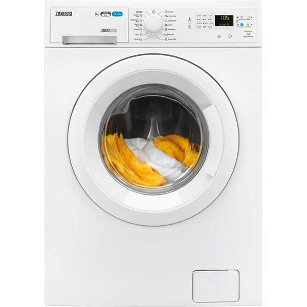 1600rpm Washer Dryer 8kg4kg Load Class A White