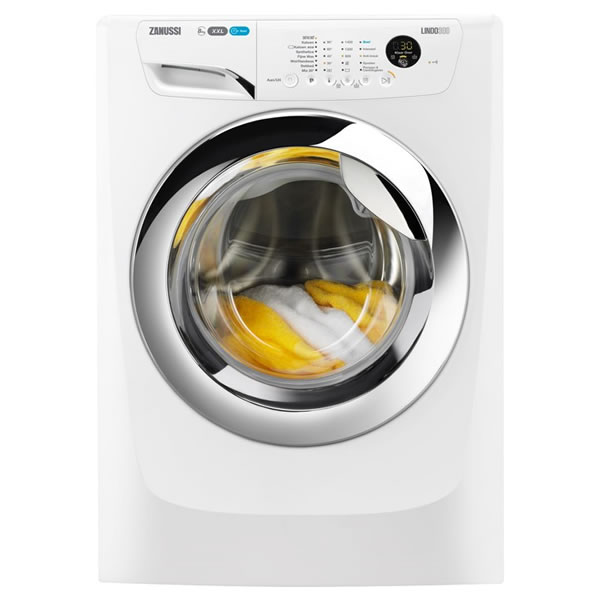 1400rpm Washing Machine 8kg Load Class A+++ White