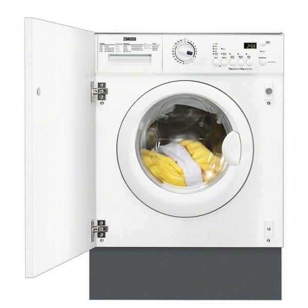 Image of 1200rpm Integrated Washer Dryer 7kg/4kg Load White
