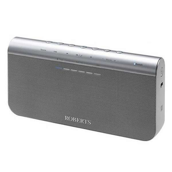 Bluetooth Speaker with Built-in Rechargeable Battery