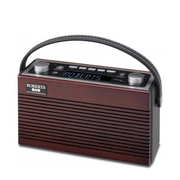 Image of DAB+/FM Radio Bluetooth iPod/iPhone Streaming
