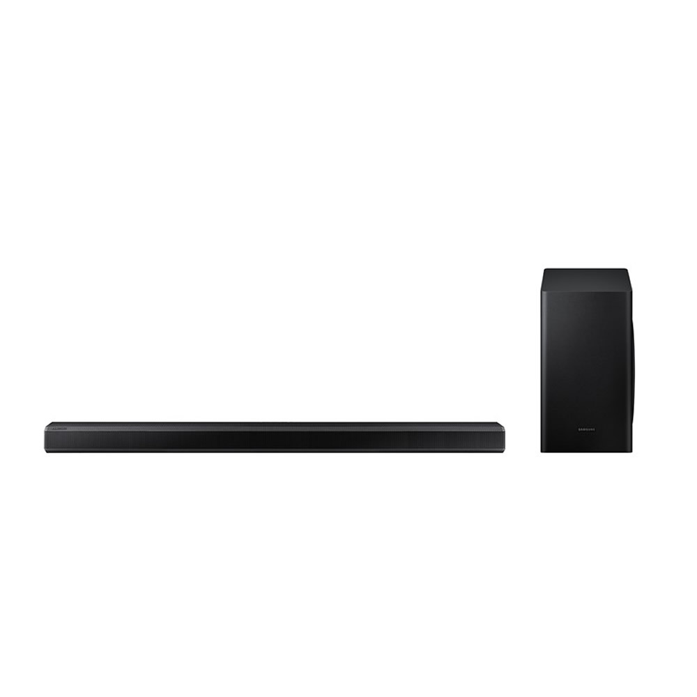 Samsung HW-Q70T Bluetooth Wi-Fi Cinematic Sound Bar with Dolby Atmos, Virtual DTS:X & Wireless Subwoofer