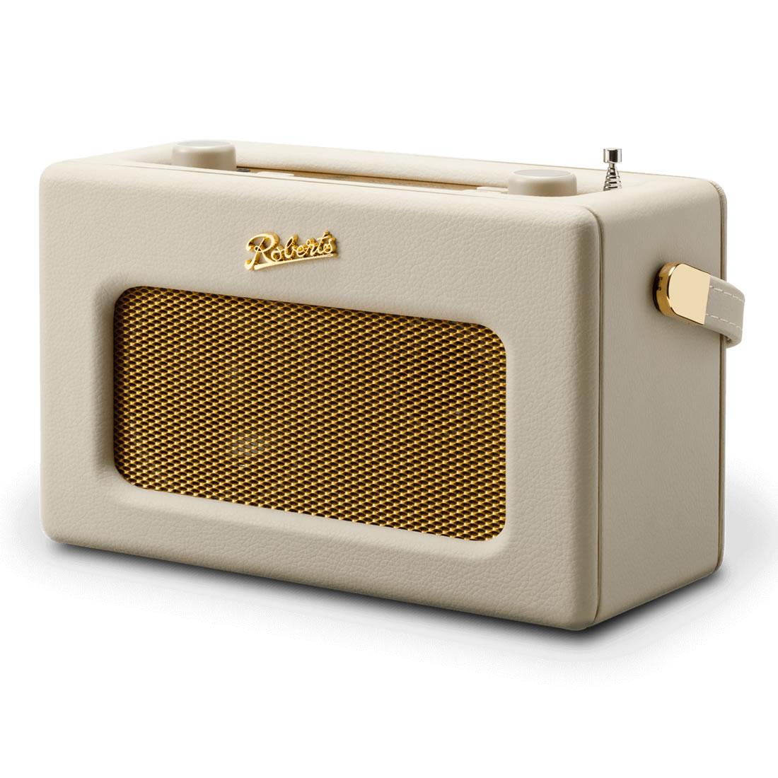 DAB/DAB+/FM RDS & WiFi Internet Radio Pastel Cream
