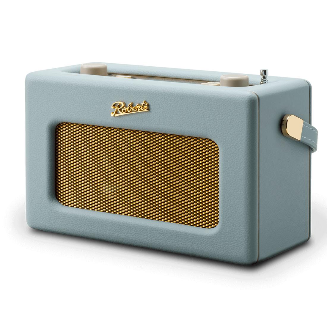 DAB/DAB+/FM RDS & WiFi Internet Radio Duck Egg Blue