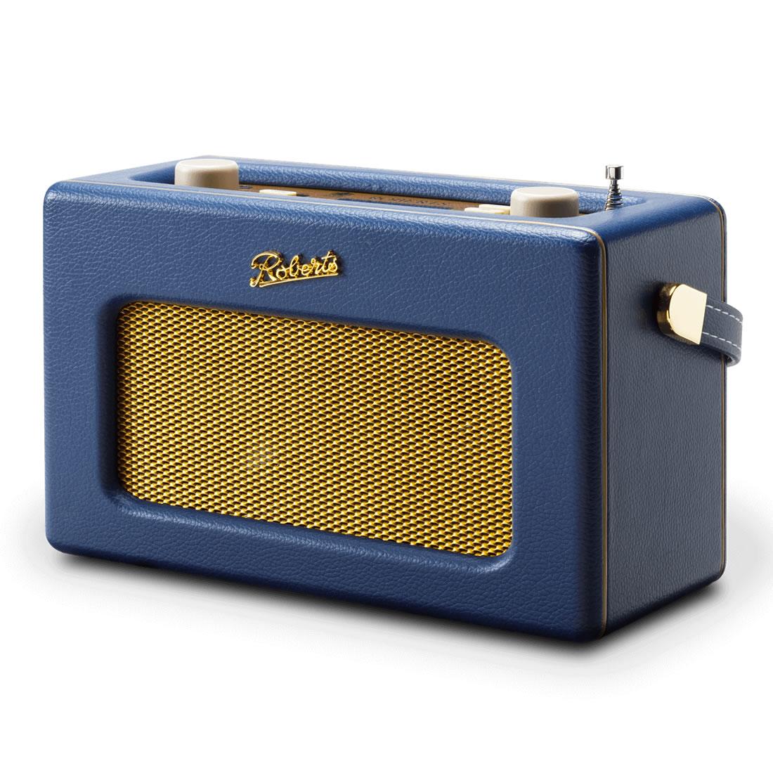 DAB/DAB+/FM RDS & WiFi Internet Radio Midnight Blue