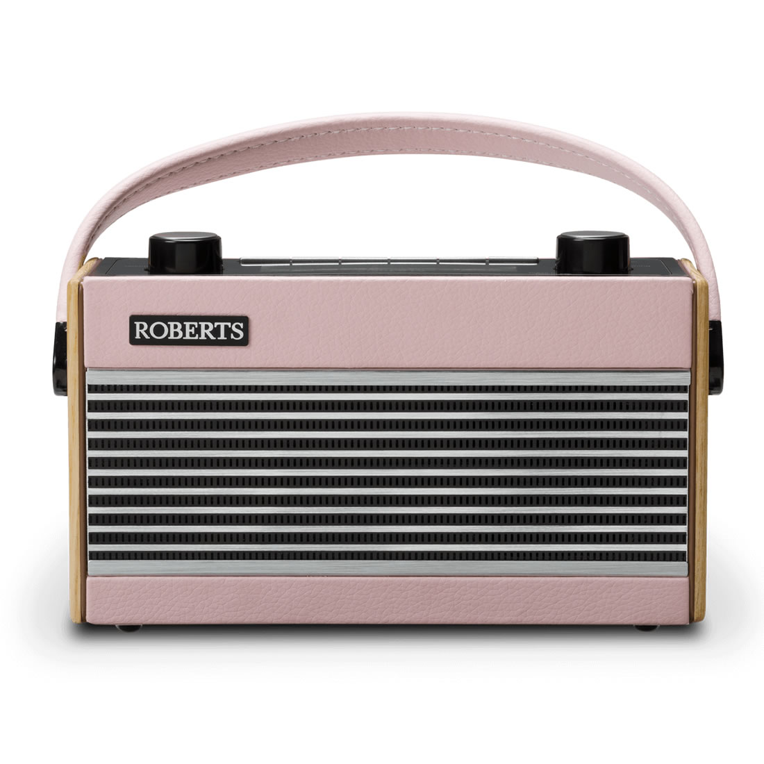 Image of 1970s Retro Radio DAB/DAB+/FM 20-Station Preset Pink