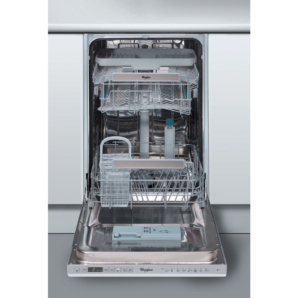 Image of 10-Place Built-in Dishwasher 8 Progs Class A++ White