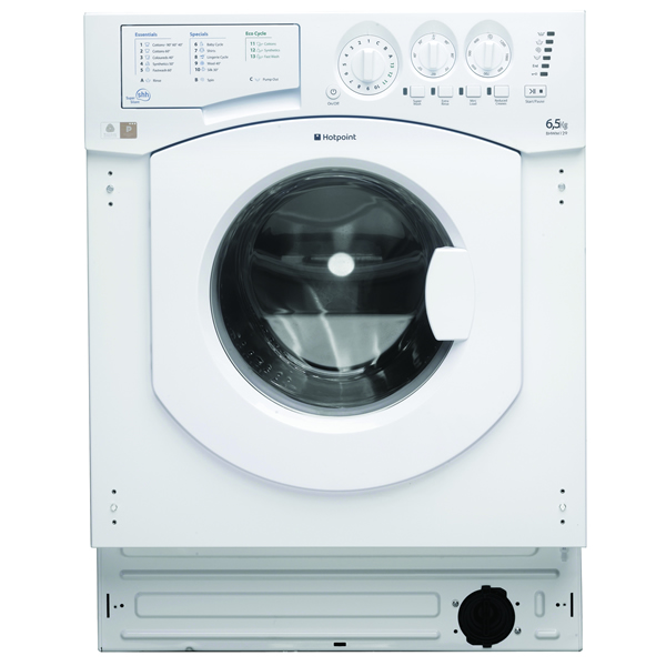 Image of 1200rpm Integrated Washer 6.5kg Load Class A+