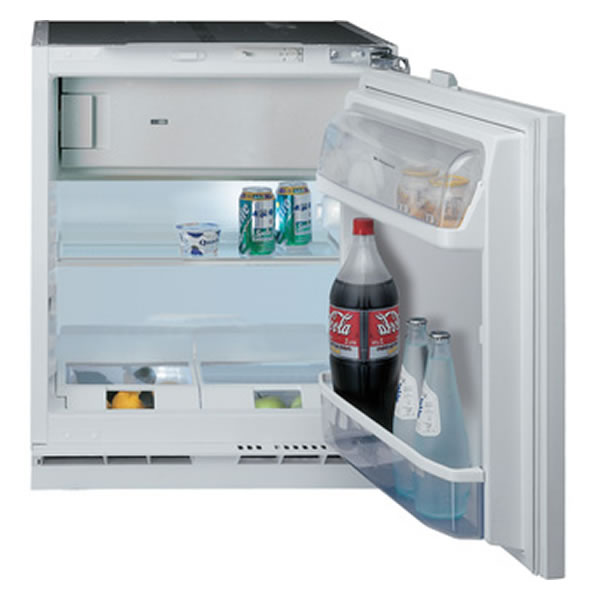 Image of 126litre Integrated Fridge Ice Box Auto Defrost Class A