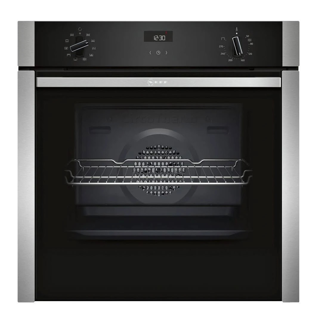 Image of 600mm Built-in Single Electric Oven Slide&Hide®