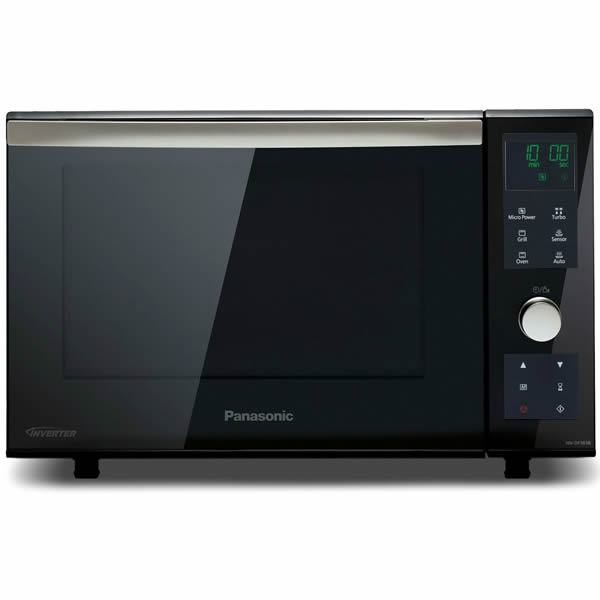 Image of 1000Watts Combi Microwave 23litre Flatbed Black
