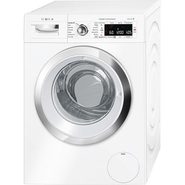Image of 1400rpm Washing Machine 9kg Class A+++ Home Connect