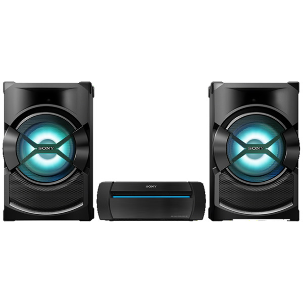 Image of 1200Watts DVD HiFi Bluetooth® NFC Karaoke USB